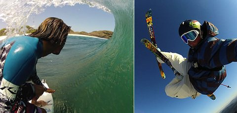 GoPro® Launches HD HERO2® Camera  Announces Wi-Fi Remote Control and Video Streaming