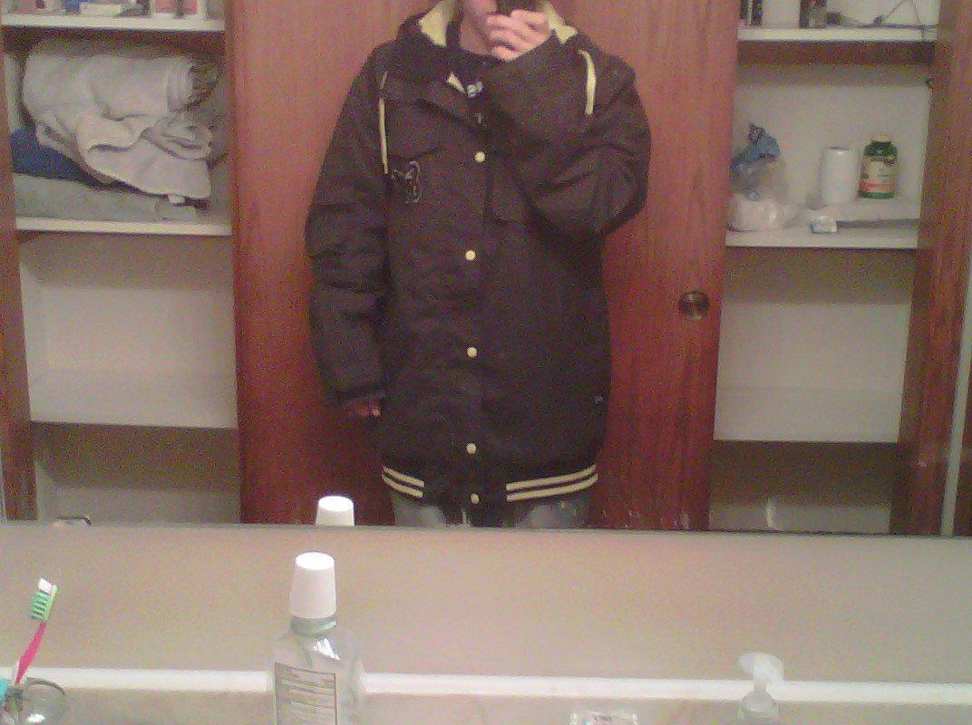 on deck jacket