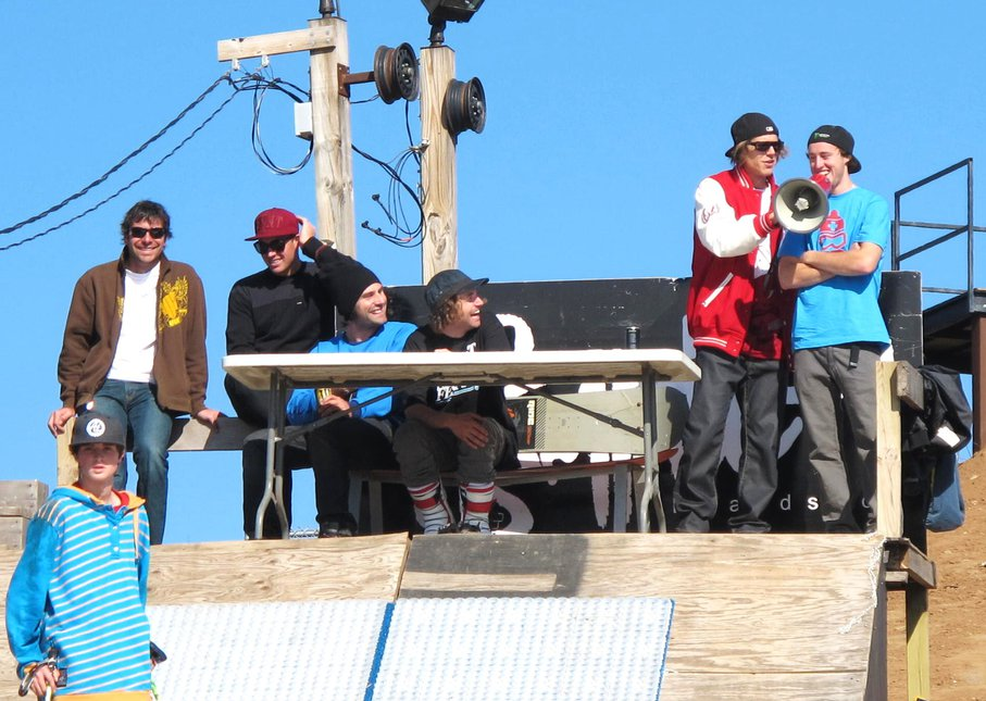 Summit Rail Jam