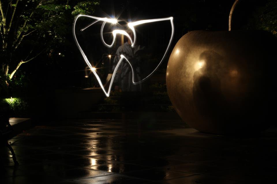 Wu-Tang long exposure photo 2