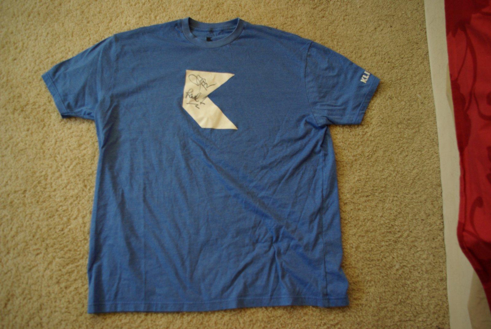 klint shirt