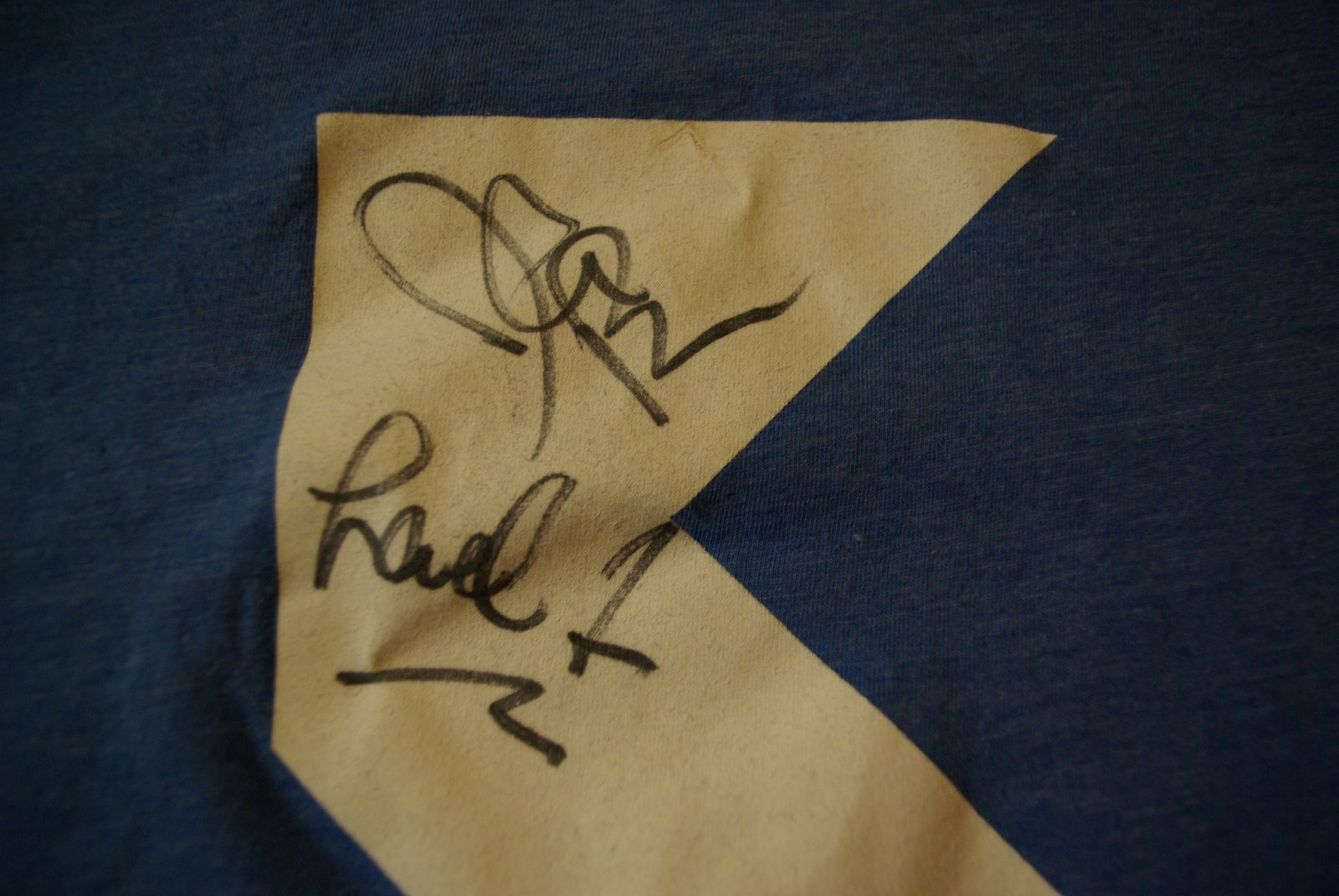 josh berman signature