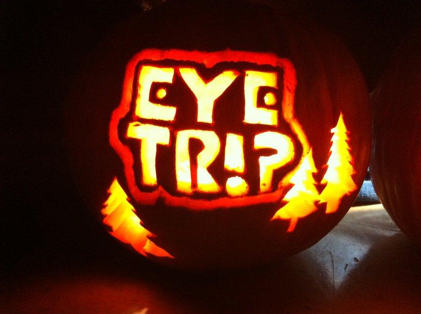 eye trip pumpkin