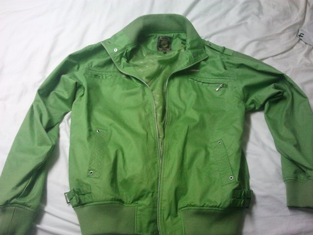 Live Mechanics Jacket 3xl