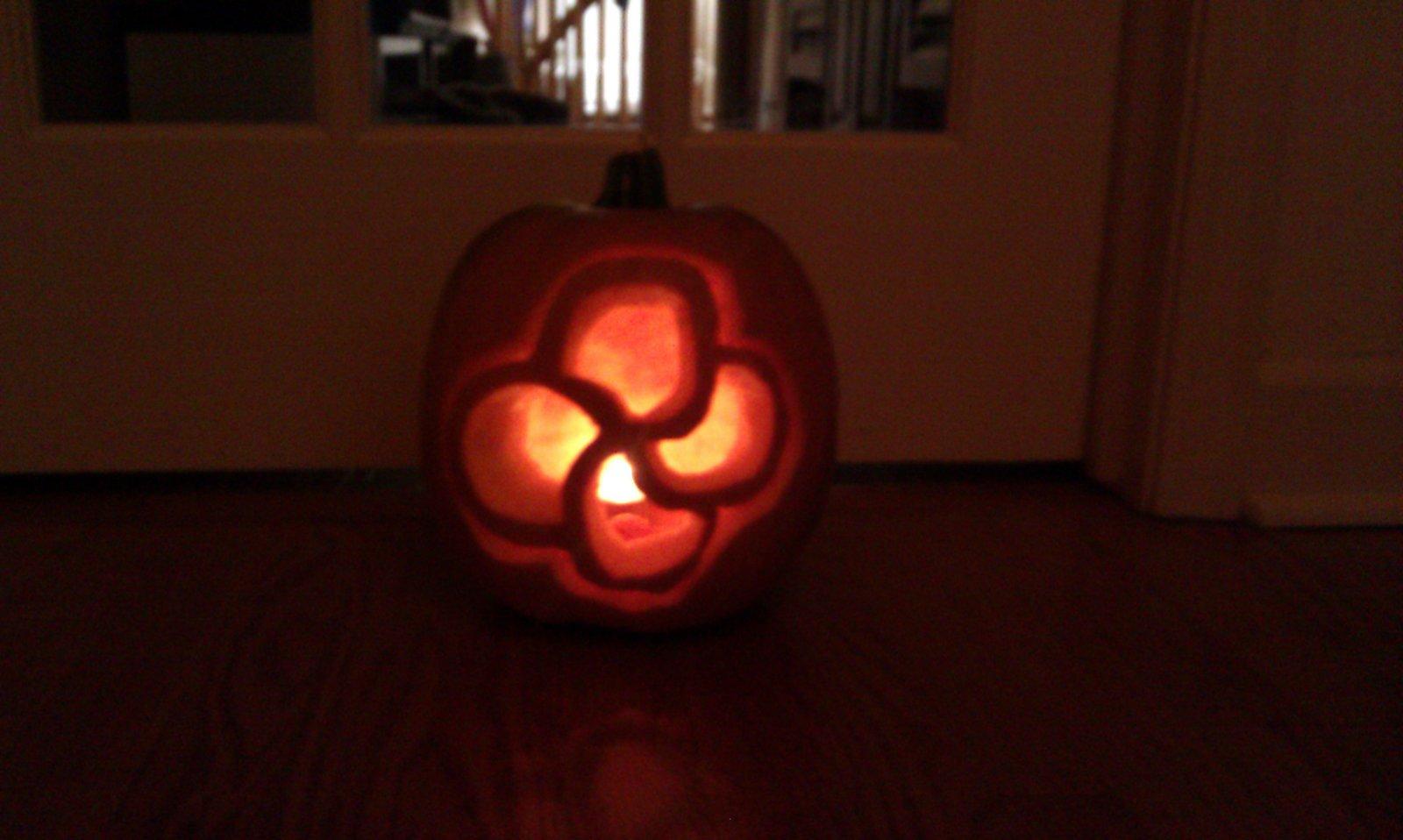 Bloom Pumpkin!