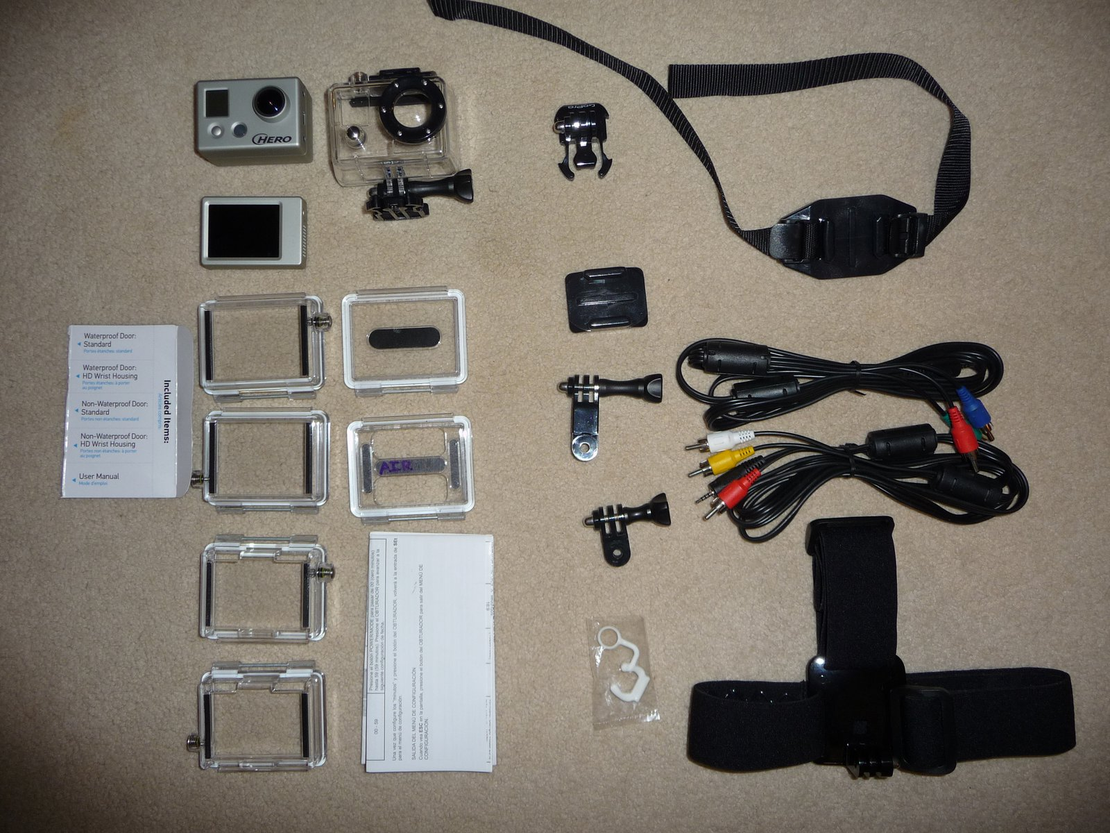 GoPro & accesories