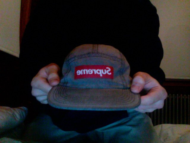 Supreme Hat FS