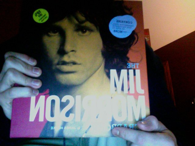 Jim Morrison Book FS
