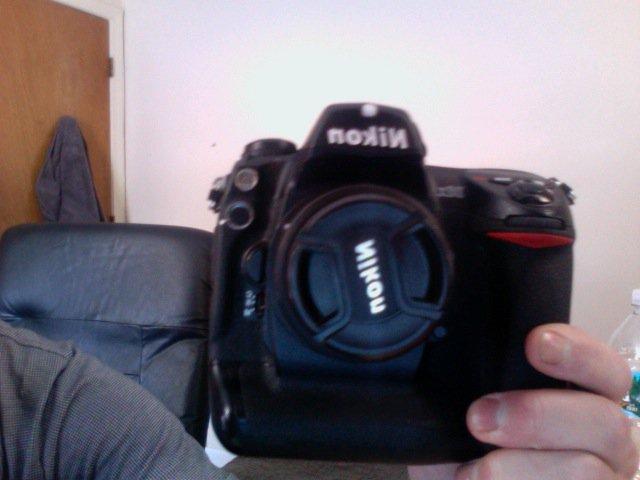 Nikon D2x FS