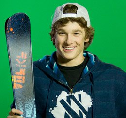Nick Goepper is Going to Sweden
