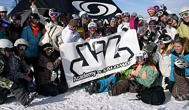 Jib Academy takes over Park City