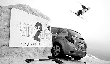 The North Face Polish Freeskiing Open 2007