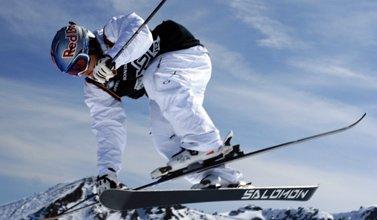Super Stunt Ditch Trickery at Ski Tour Finals