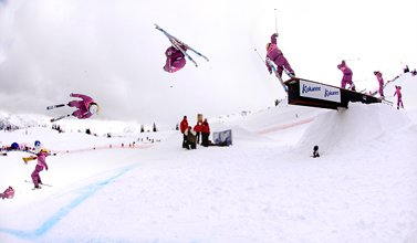 WSI Madness: Stompede slopestyle!