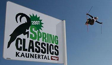 Spring Classics 2007 at Kaunertal