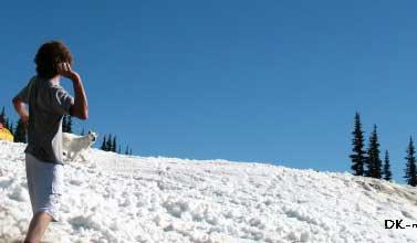 Summer of Snow pt. 3