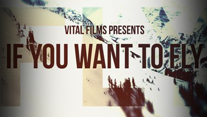 If You Want To Fly Teaser