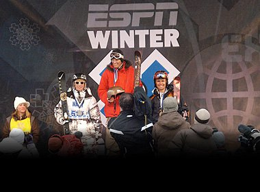 X-Games Slopestyle Finals