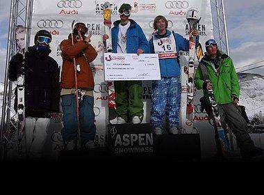 Aspen Open Pipe Finals
