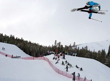 North American Open Slopestyle Finals