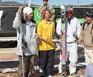 Big Bear Open Halfpipe