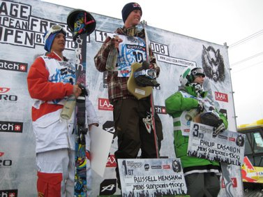 European Open Slopestyle Finals