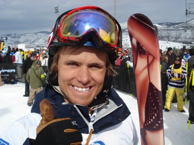 Jon Olsson talks JOSS