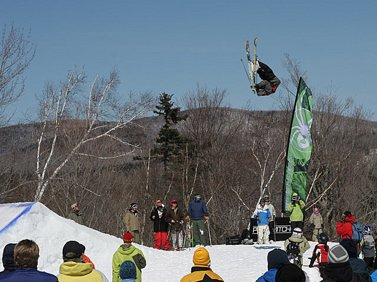 Mount Snow Opens Freeski