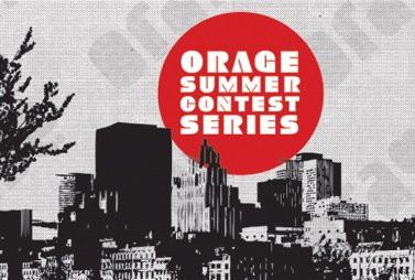 The Orage Summer Contest Series