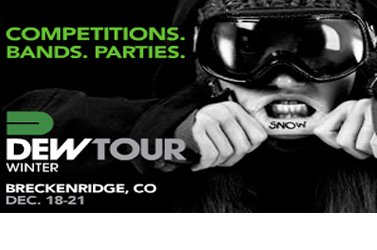 Dew Tour Announces Invited Skiers