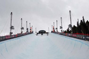 Dew Tour 1 Superpipe Prelims