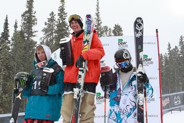 Dew Tour 1 Slopestyle Finals