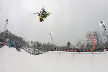 Dew Tour 2 Superpipe Prelims
