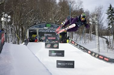 Dew Tour 2 Women's Pipe & Slopestyle