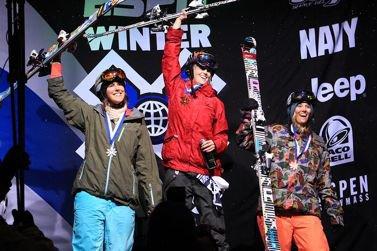 X Games Womens Ski Superpipe Finals