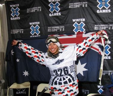 X Games Womens Ski Slopestyle Finals