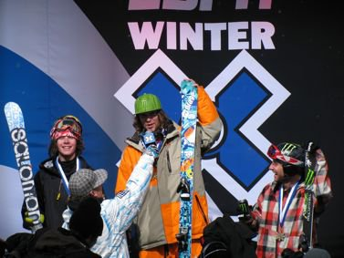 X Games Men's Ski Slopestyle Finals