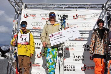 Aspen Open Ski Superpipe