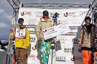 Aspen Open Ski Superpipe
