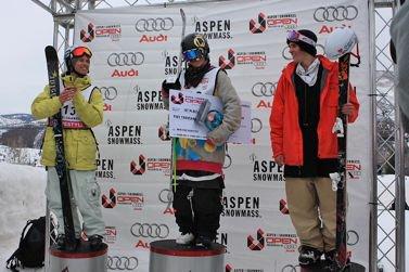 Aspen Open Ski Slopestyle