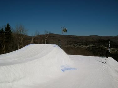 Mount Snow Freeski Open