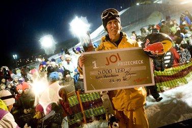 Russ Henshaw Wins JOI