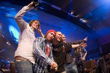 Team Norway Wins JOSS