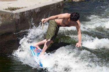 Nimbus Surf Contest