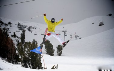 Salomon Jib Academy Finals Day 2