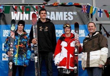 Winter NZ Games Big Air