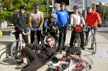 Pacific Coast Cycle For A Cause