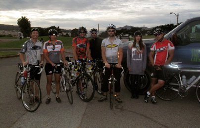 Pacific Coast Cycle For A Cause Ends