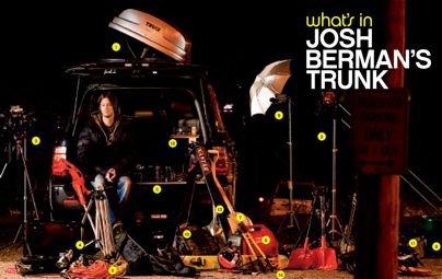 What's In Berman's Trunk