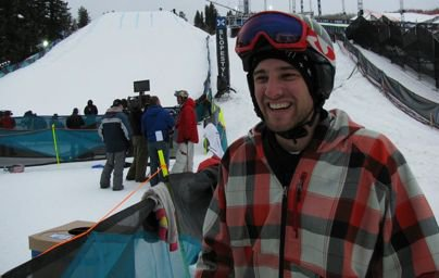 Skiing's Funniest Man